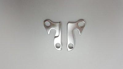 derailleurpad 017 aluminium universeel