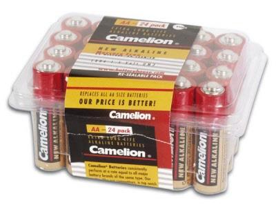 batterij penlite aa r6 camelion