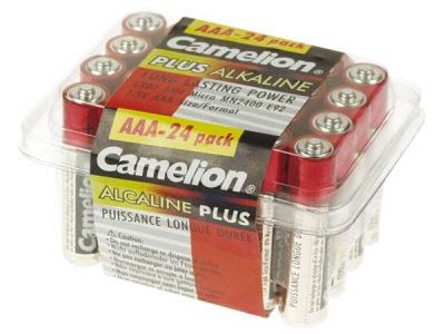 batterij mini penlite aaa r3 camelion