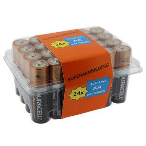 batterij duracell penlite aa r6