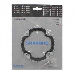 kettingblad shimano xt 32 tds 10 speed