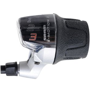 sram versteller 3 speed i motion torpedo zilver