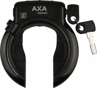 Axa defender ringslot zwart